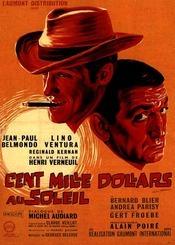 poster Cent Mille Dollars Au Soleil (1964)