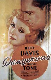 poster Dangerous (1935)