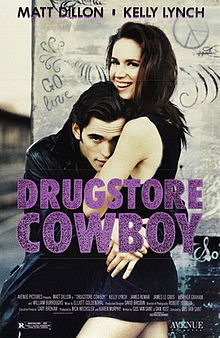 poster Drugstore Cowboy (1989)