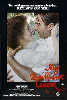 poster My Brilliant Career (1979)