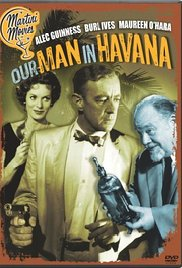 poster Our Man In Havana (1960)