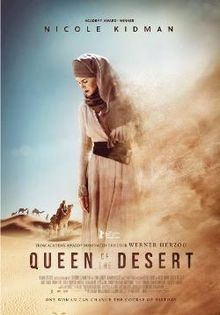 poster Queen Of The Desert (2015)