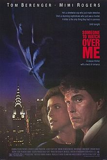 poster Someone To Watch Over Me (1987)