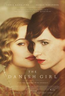 poster The Danish Girl (2015)