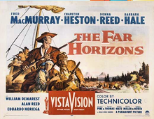 poster The Far Horizons (1955)