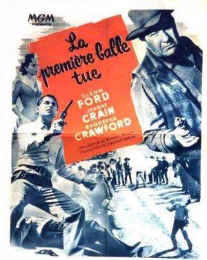 poster The Fastest Gun Alive (1956)