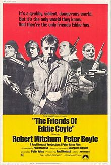 poster The Friends of Eddie Coyle (1973)