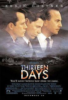 poster Thirteen Days (2000)