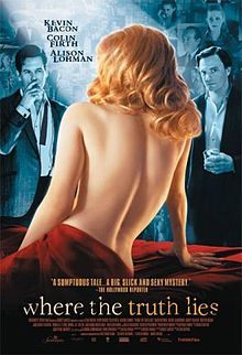 poster Where The Truth Lies (2005)