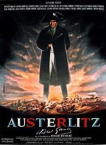 poster Austerlitz - The Battle of Austerlitz (1960)