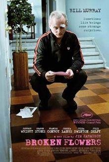 poster Broken Flowers (2005)