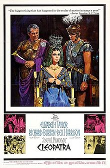 poster Cleopatra (1963)