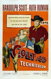 poster Colt .45 (1950)