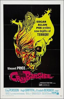 poster Cry Of The Banshee (1970)