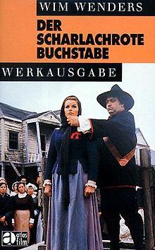 poster Der Scharlachrote Buchstabe (1973)