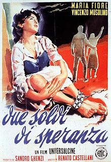poster Due Soldi Di Speranza (1952)