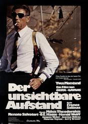 poster Etat De Siege (1972)