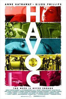 poster Havoc (2005)