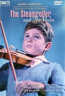 poster Katok I Skripka (1960)