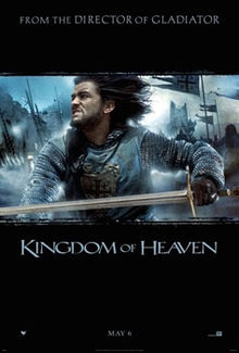 poster Kingdom Of Heaven (2005)