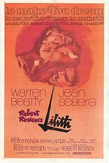 poster Lilith (1964)