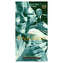 poster L'invitation (1973)