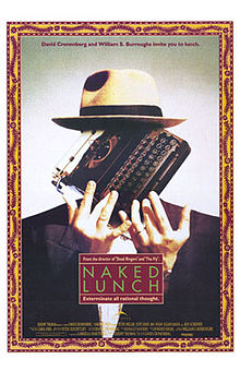 poster Naked Lunch (1991)