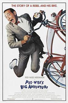 poster Pee-wee's Big Adventure (1985)