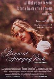 poster Picnic At Hanging Rock (1975)