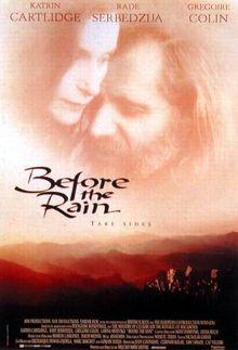 poster Pred doždot - Before the Rain (1994)