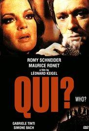 poster Qui (1970)