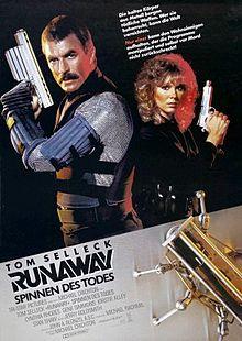 poster Runaway (1984)