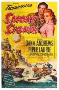 poster Smoke Signal (1955)