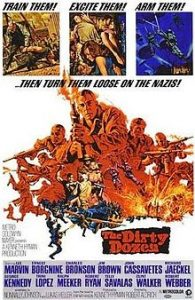 poster The Dirty Dozen (1967)
