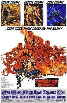 poster The Dirty Dozen (1967)