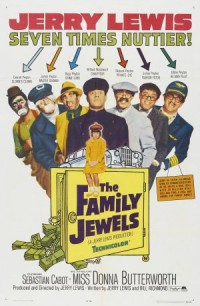 poster The Family Jewels (1965)