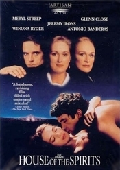 poster The House of the Spirits (1993)