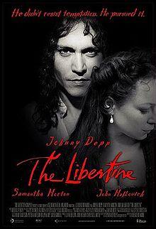 poster The Libertine (2004)