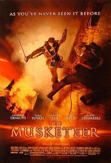 poster The Musketeer (2001)