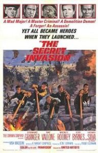 poster The Secret Invasion (1964)