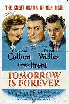poster Tomorrow Is Forever (1946)