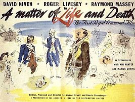 poster A Matter Of Life And Death (1946)