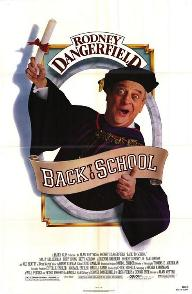 poster Back To School (1986)