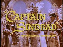 poster Captain Sindbad (1963)