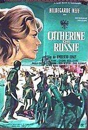 poster Caterina Di Russia (1963)