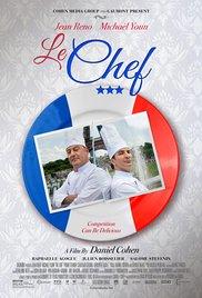 poster Comme Un Chef - The Chef (2012)