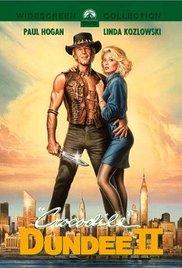 poster Crocodile Dundee II (1988)
