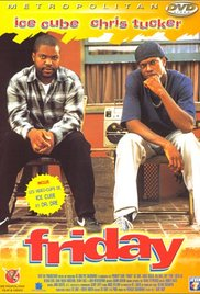 poster Friday (1995)