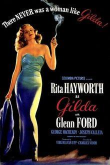 poster Gilda (1946)
