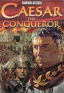 poster Giulio Cesare Il Conquistatore Delle Gallie (1962)